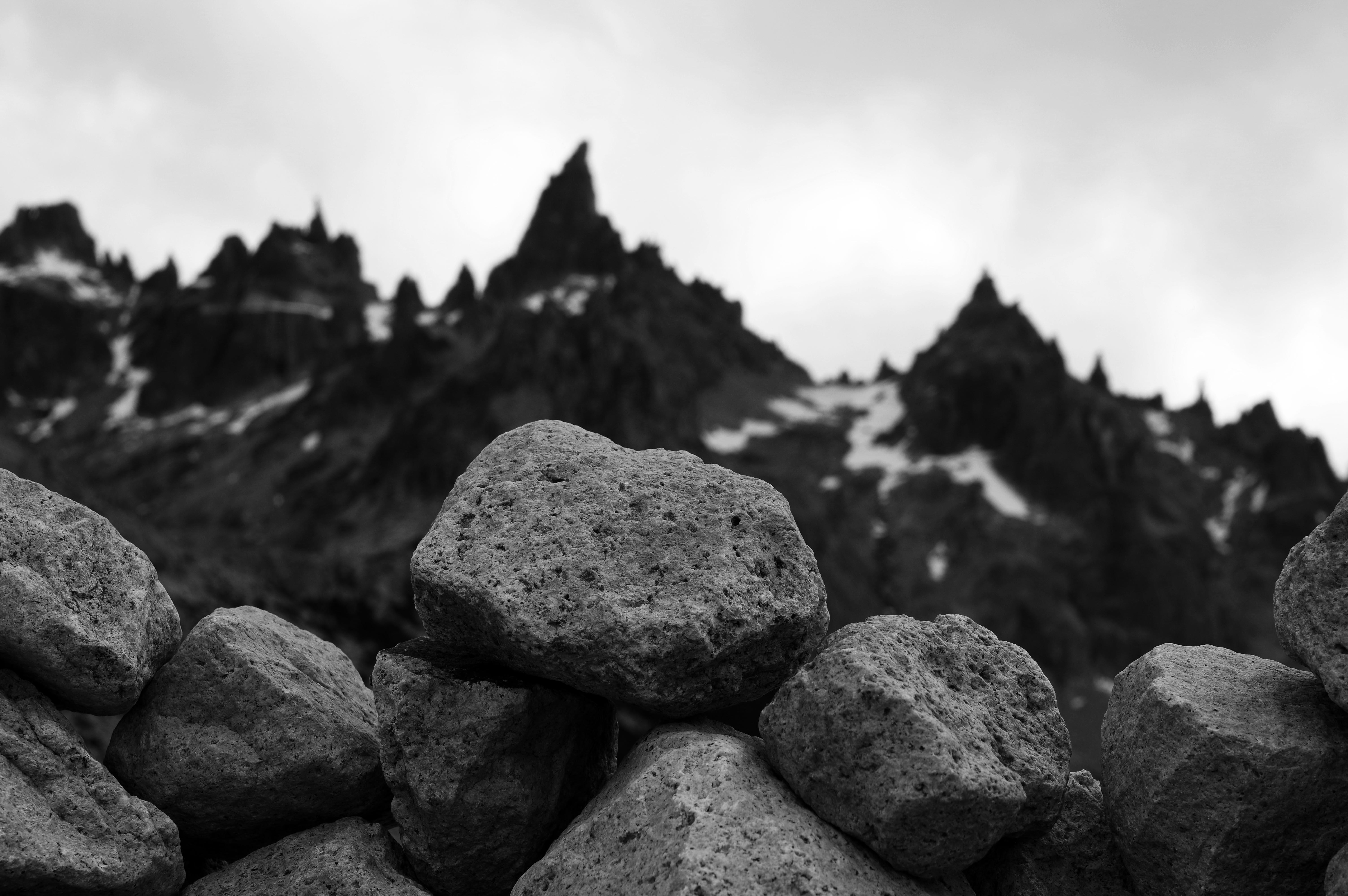 180101_Bariloche-Cerro Catedral29-b&w