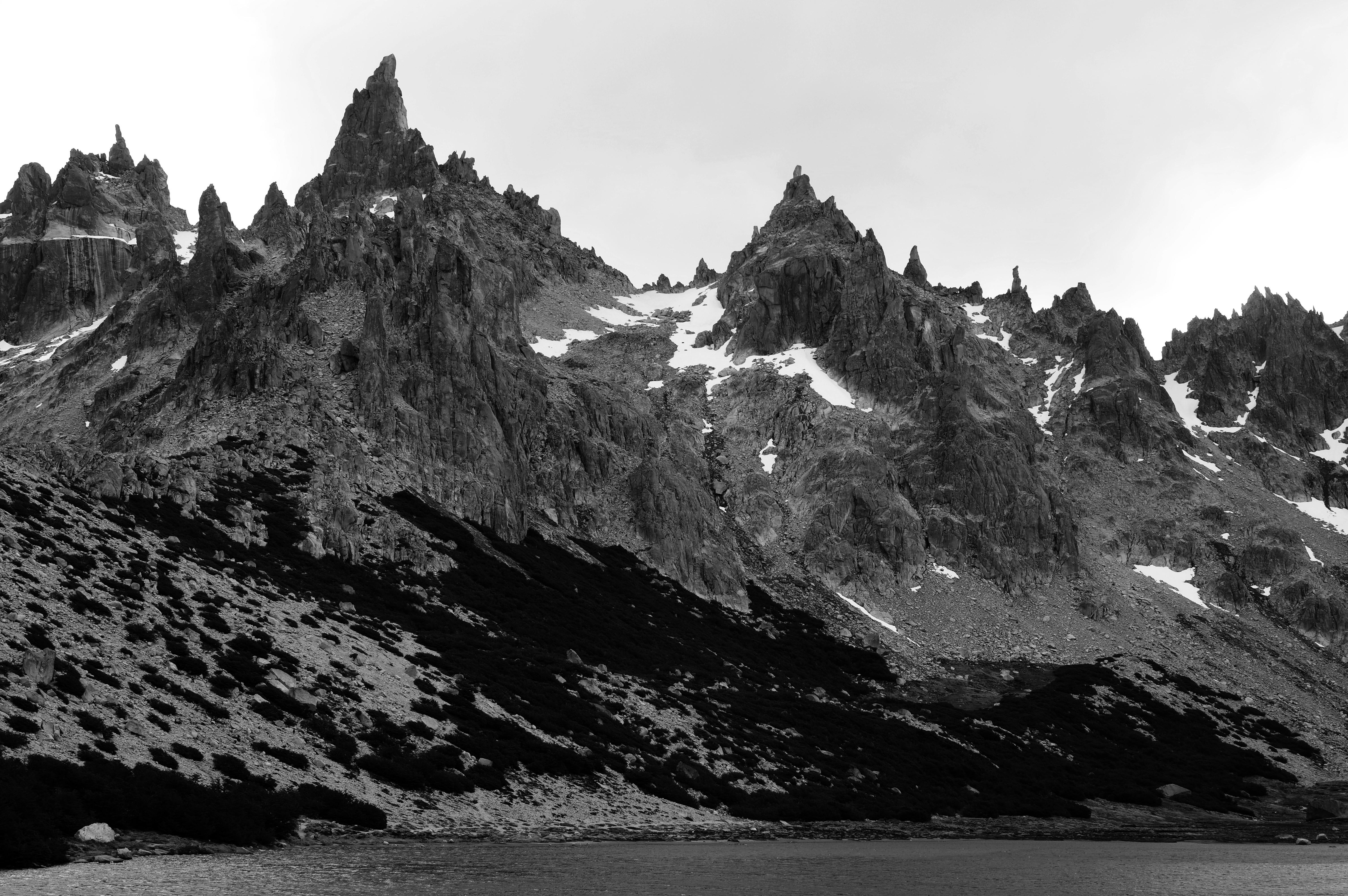 180101_Bariloche-Cerro Catedral34-b&w