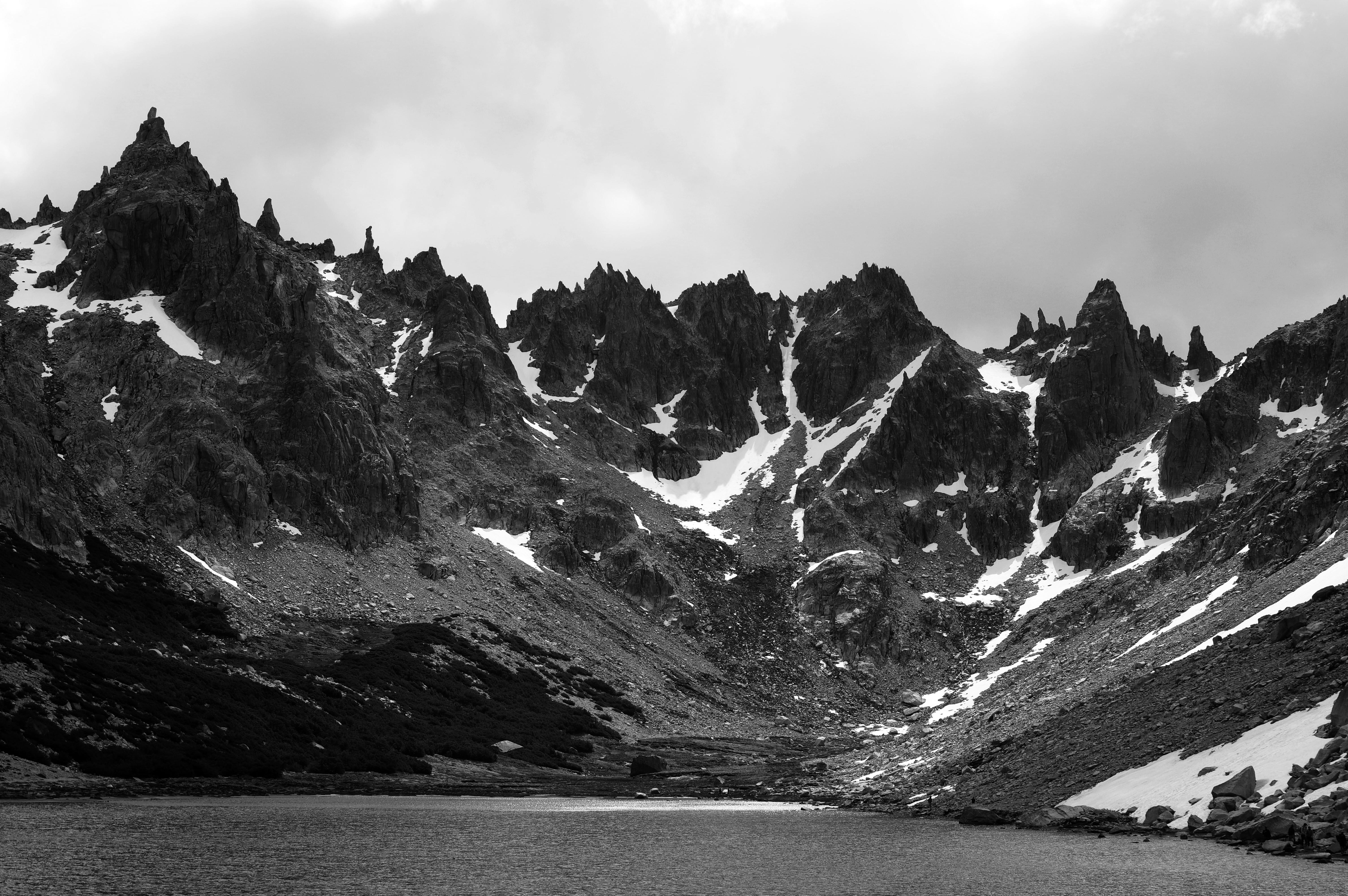 180101_Bariloche-Cerro Catedral38-b&w