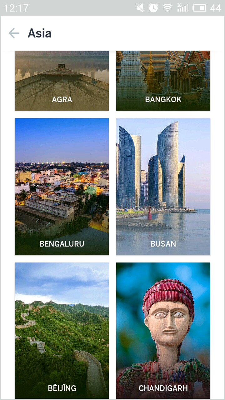 Lonely Planet screenshot