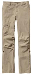 Pantalon PATAGONIA QUANDARY PANT W EL CAP KHAKI 2016