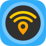 Logo Wifi Map