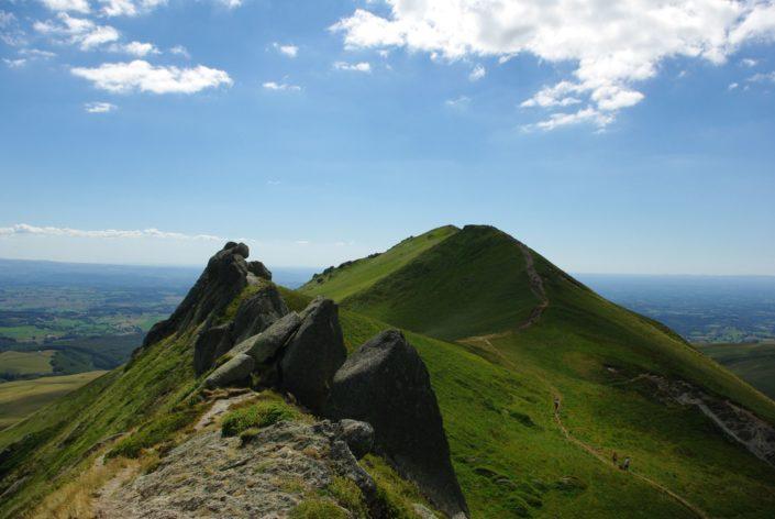 Puy du Sancy - Auvergne - August 2016