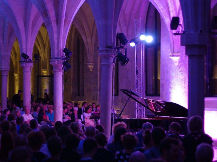Concerts au Collège des Bernardins