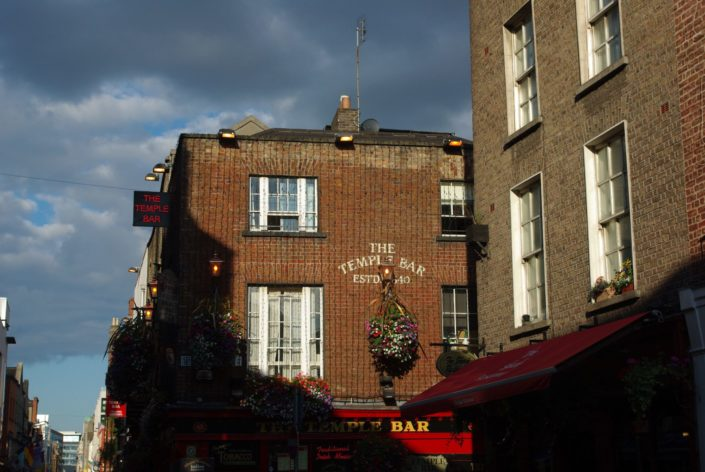 Dublin - Juillet 2011 © Mllepix