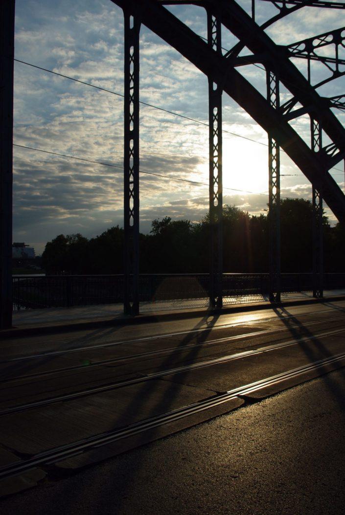 Voyage Interrail - Cracovie