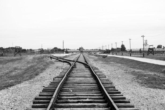 Voyage Interrail - Auschwitz