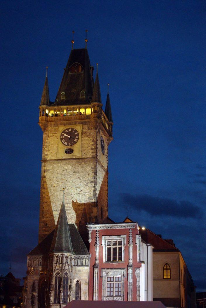 Voyage Interrail - Prague