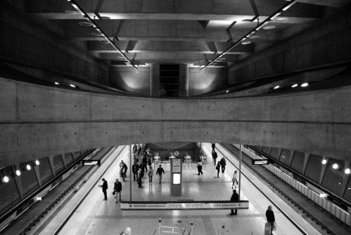 Voyage Interrail - Budapest