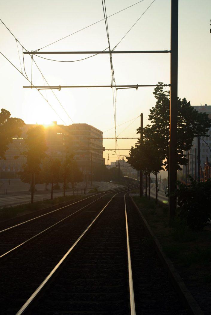 Voyage Interrail - Berlin