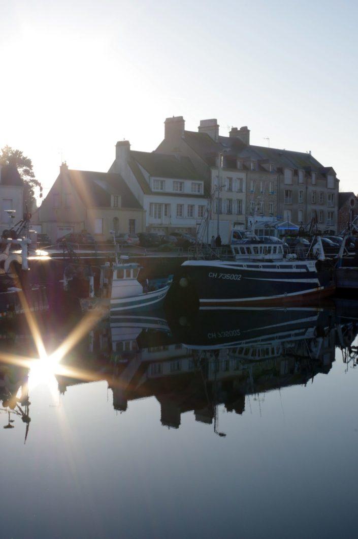 St Vaast la Hougue - Normandy - December 2016