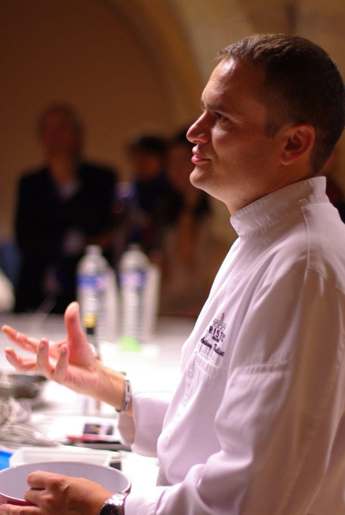 Workshop culinaire - Octobre 2016 - Collège des Bernardins © Mllepix