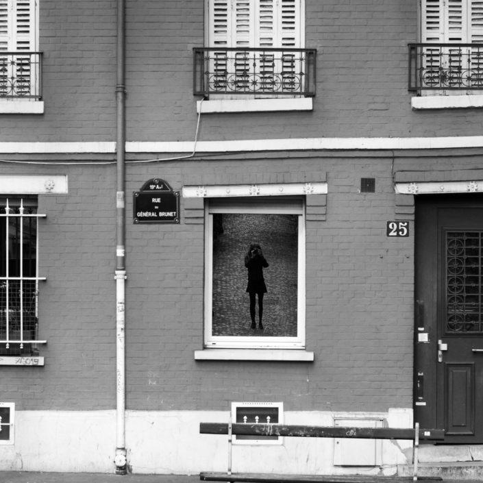 Quartier Mouzaia - Paris - Spring 2017 © Mllepix