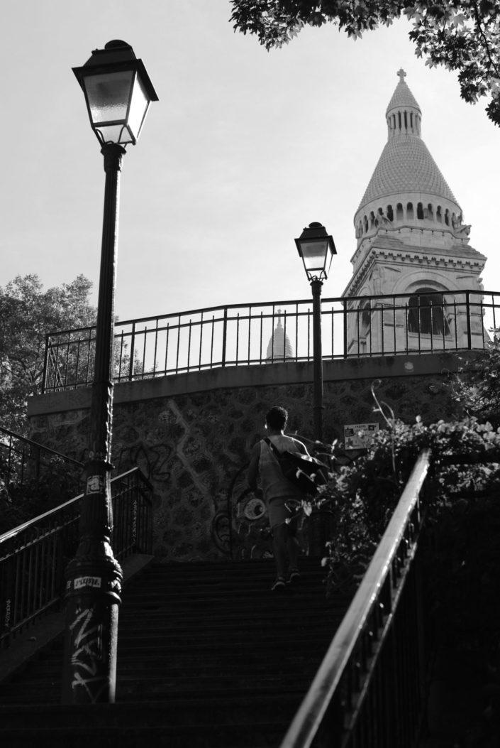 Montmartre - Paris - Automn 2016
