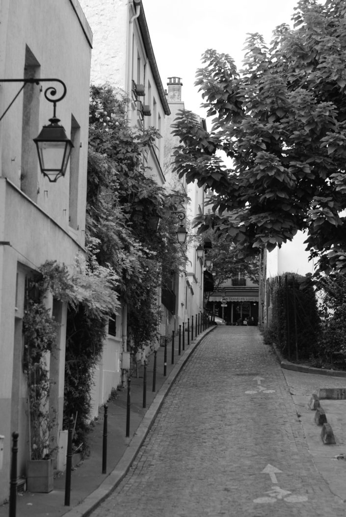 Butte aux Cailles - Paris - Automn 2016