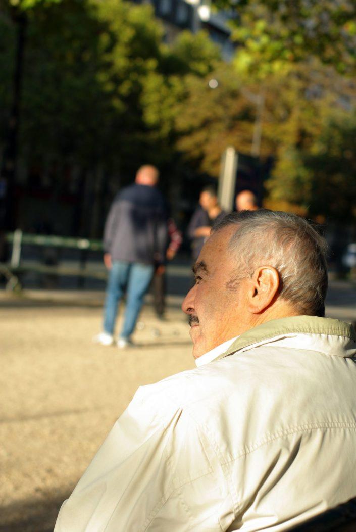 Portrait - Parisians © Mllepix