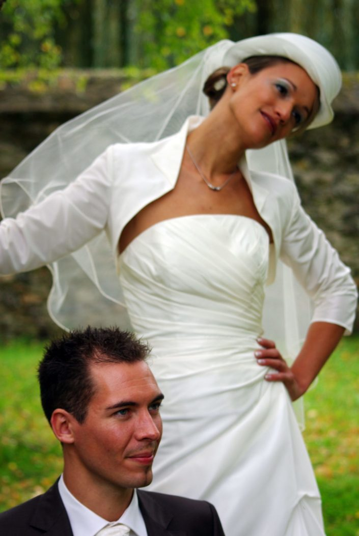 Portrait mariage © Mllepix