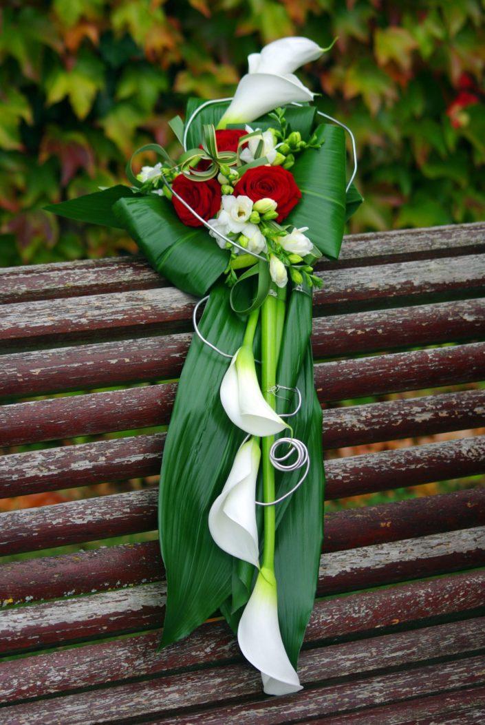 Bouquet fleurs mariage © Mllepix