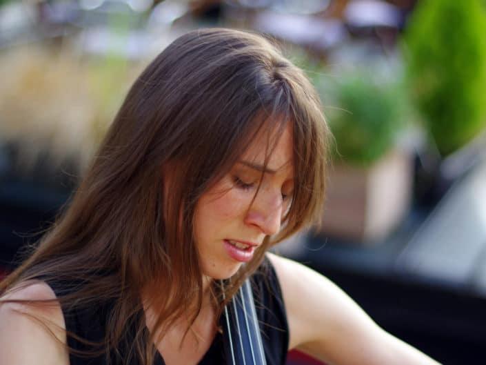 Violette et son violoncelle