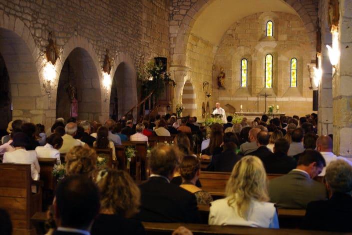 Guilaine & Léo - Mariage - 19/08/17 - Eglise de Grancey-le-Château - Photo par David Rousseau © Mllepix