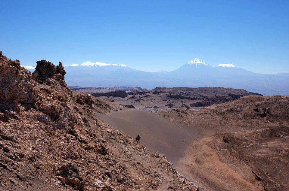San Pedro de Atacama, through the desert by bike