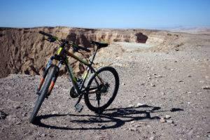 Vallee de la Muerte - San Pedro de Atacama by bike © Mllepix
