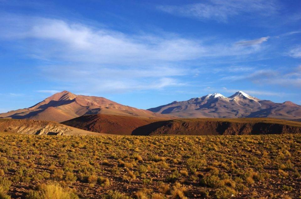 4 days in the Sud Lipez and Uyuni Salt Flats