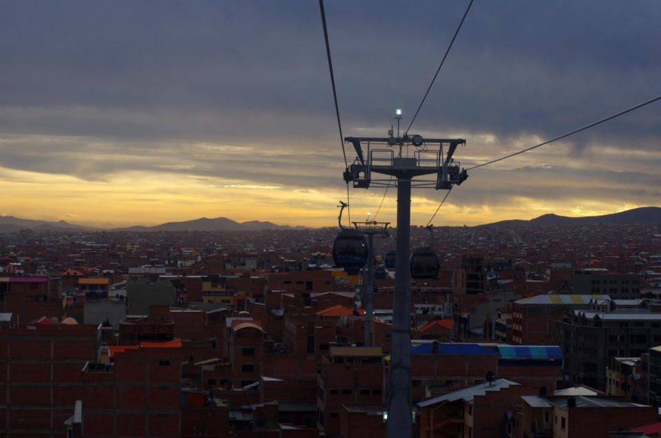 La Paz, ses vallées et Tiahuanaco