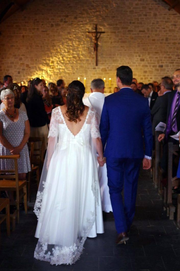Mariage religieux C&T © Mllepix