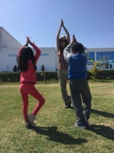 Yoga Ser Tacna - Peru © Mllepix