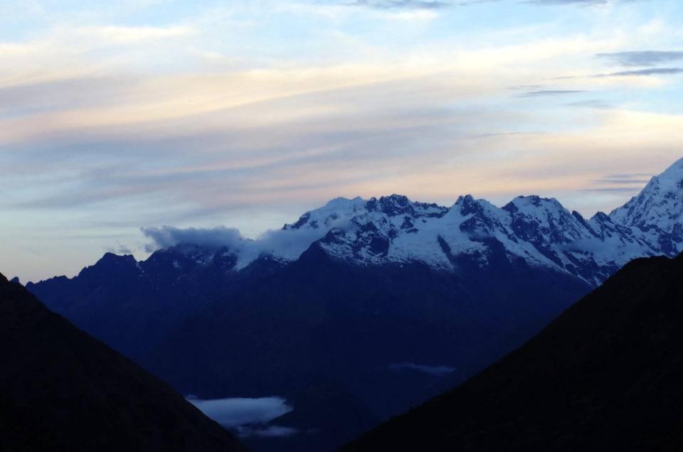 De Machu Picchu à Choquequirao – Partie 1