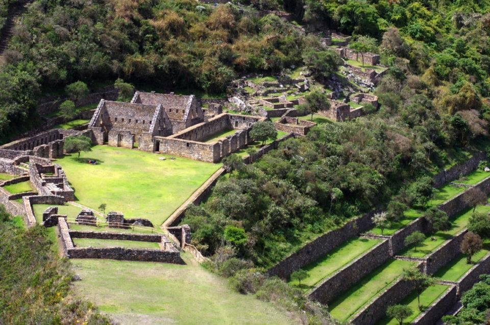 De Machu Picchu à Choquequirao – Partie 2