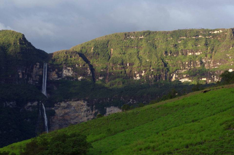 Chachapoyas, entre jungle et montagne