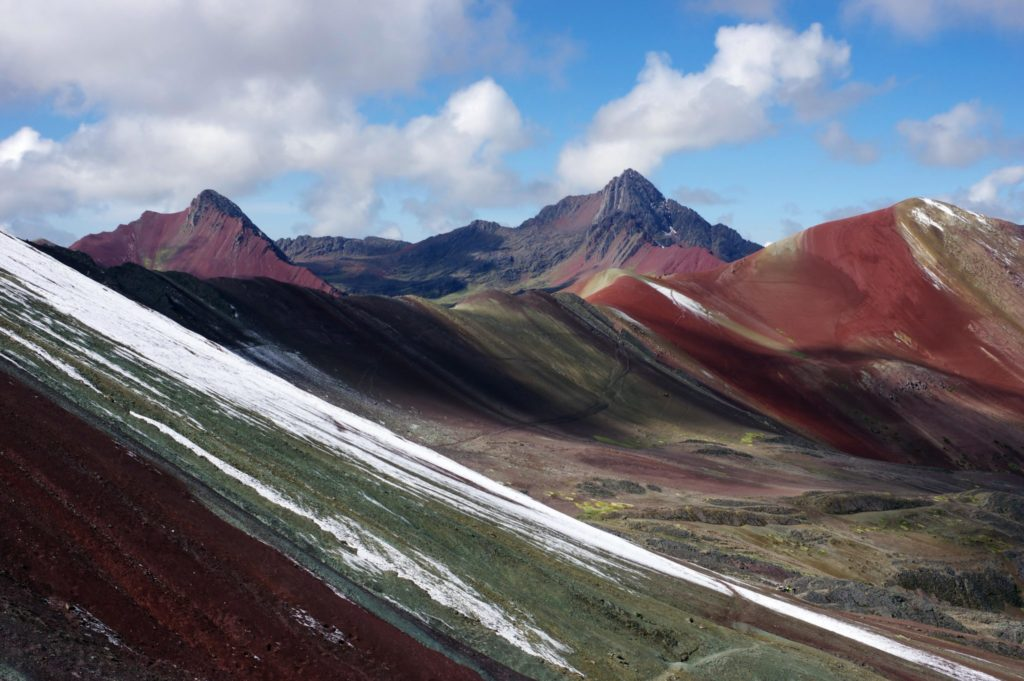 Rainbow Mountain - Peru © Mllepix