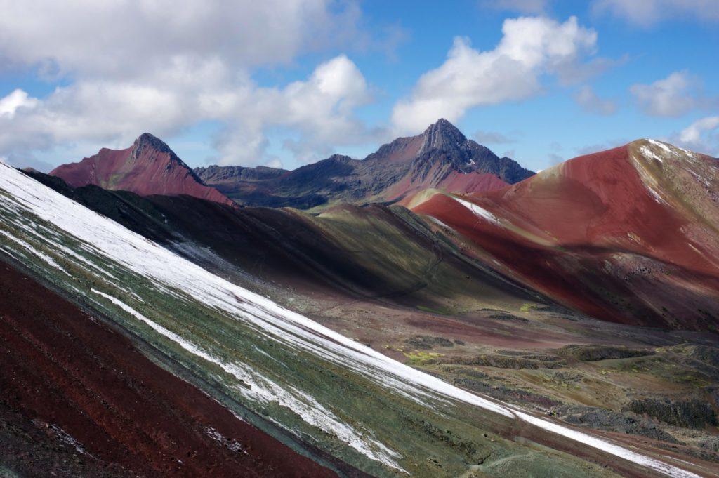 Rainbow Mountain - Peru © Mllepix