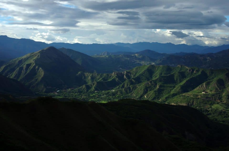 Vilcabamba, the small hippy paradise