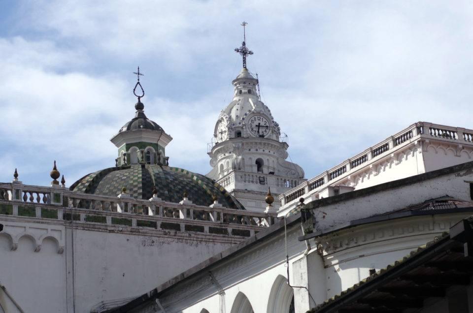 La bonne surprise de Quito