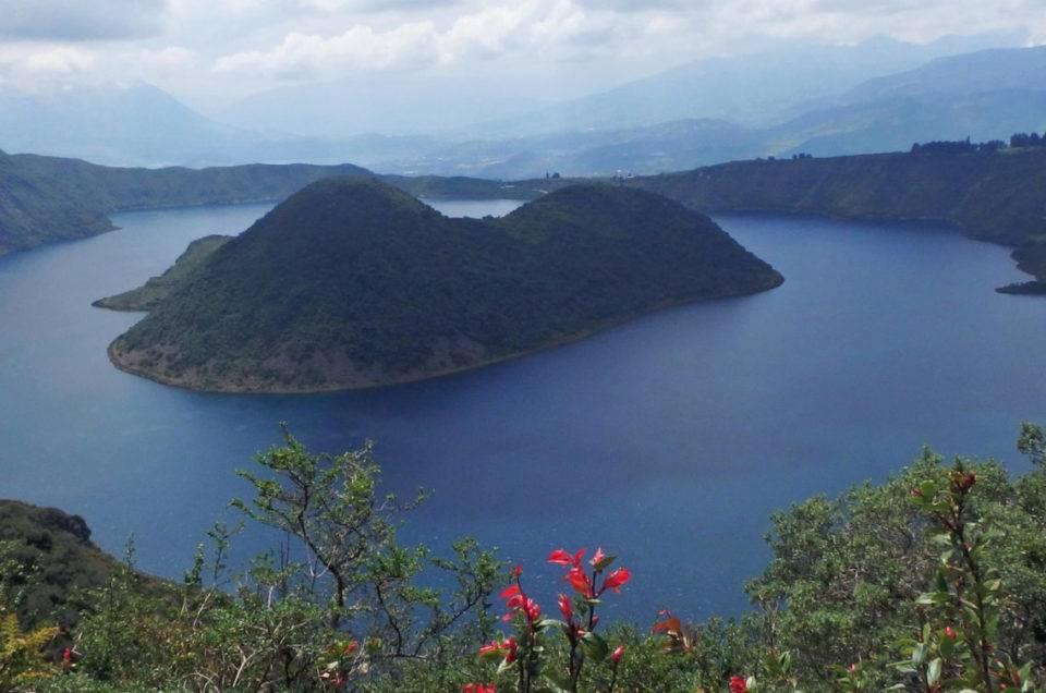 La région d'Otavalo et la Laguna Cuicocha