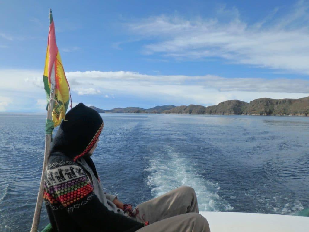 Isla del Sol - Copacabana - Bolivia © Mllepix