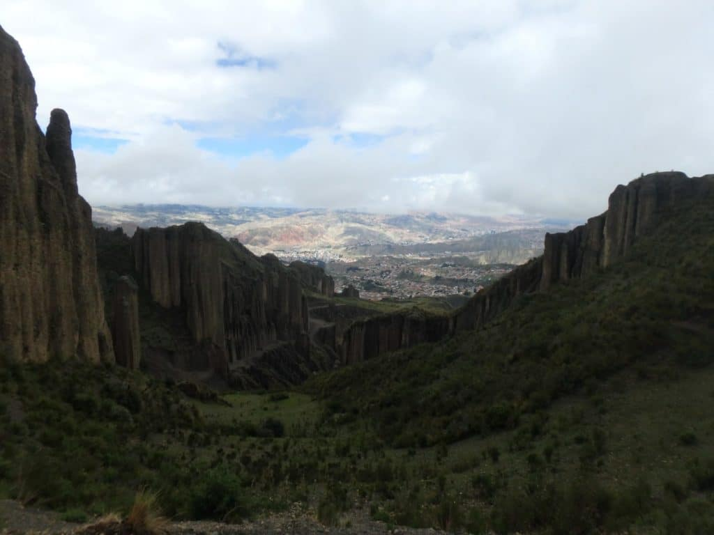 Valle de las Animas - La Paz - Bolivia © Mllepix