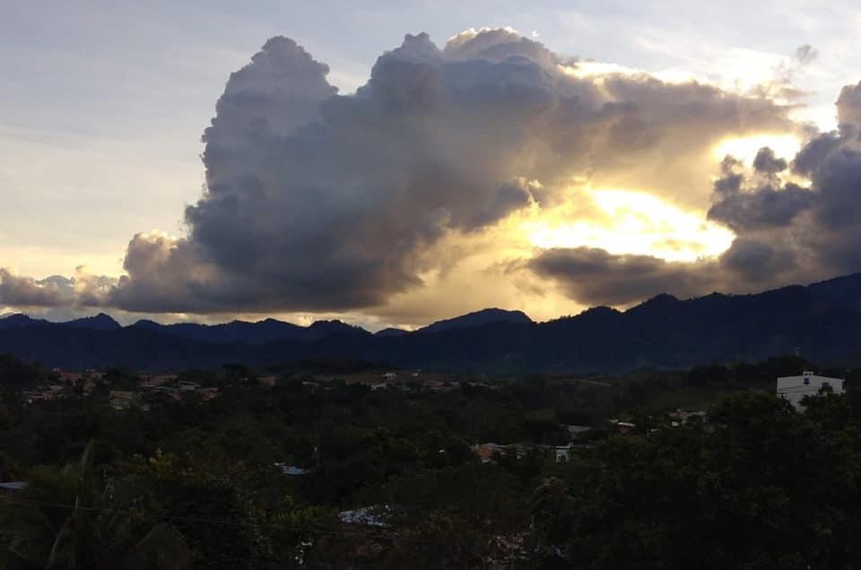 De la Bolivie à la Colombie : news confinées