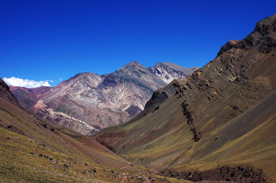 Mendoza et l'Aconcagua