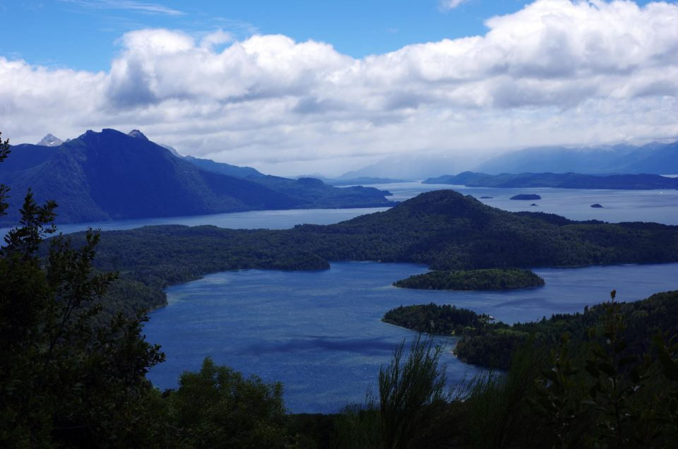 Bariloche, between lakes and mountains