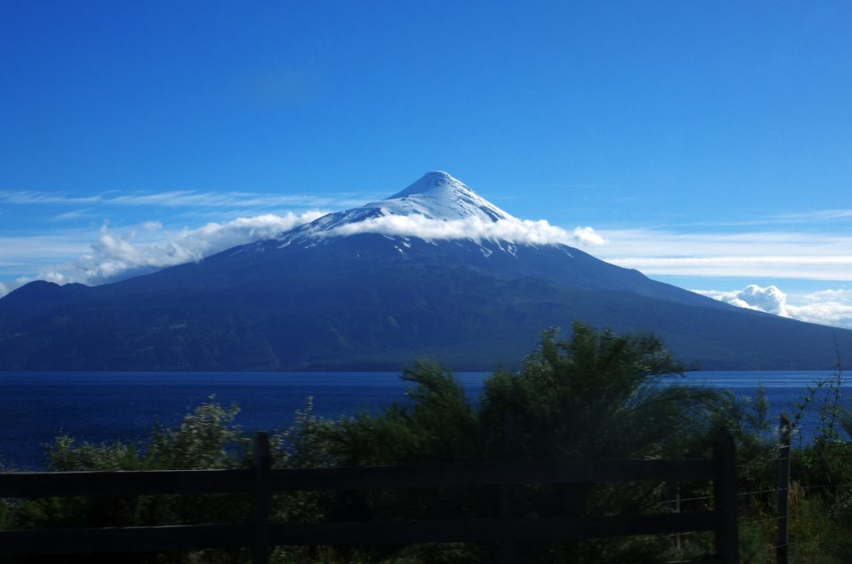 Puerto Varas, between lakes and volcanoes