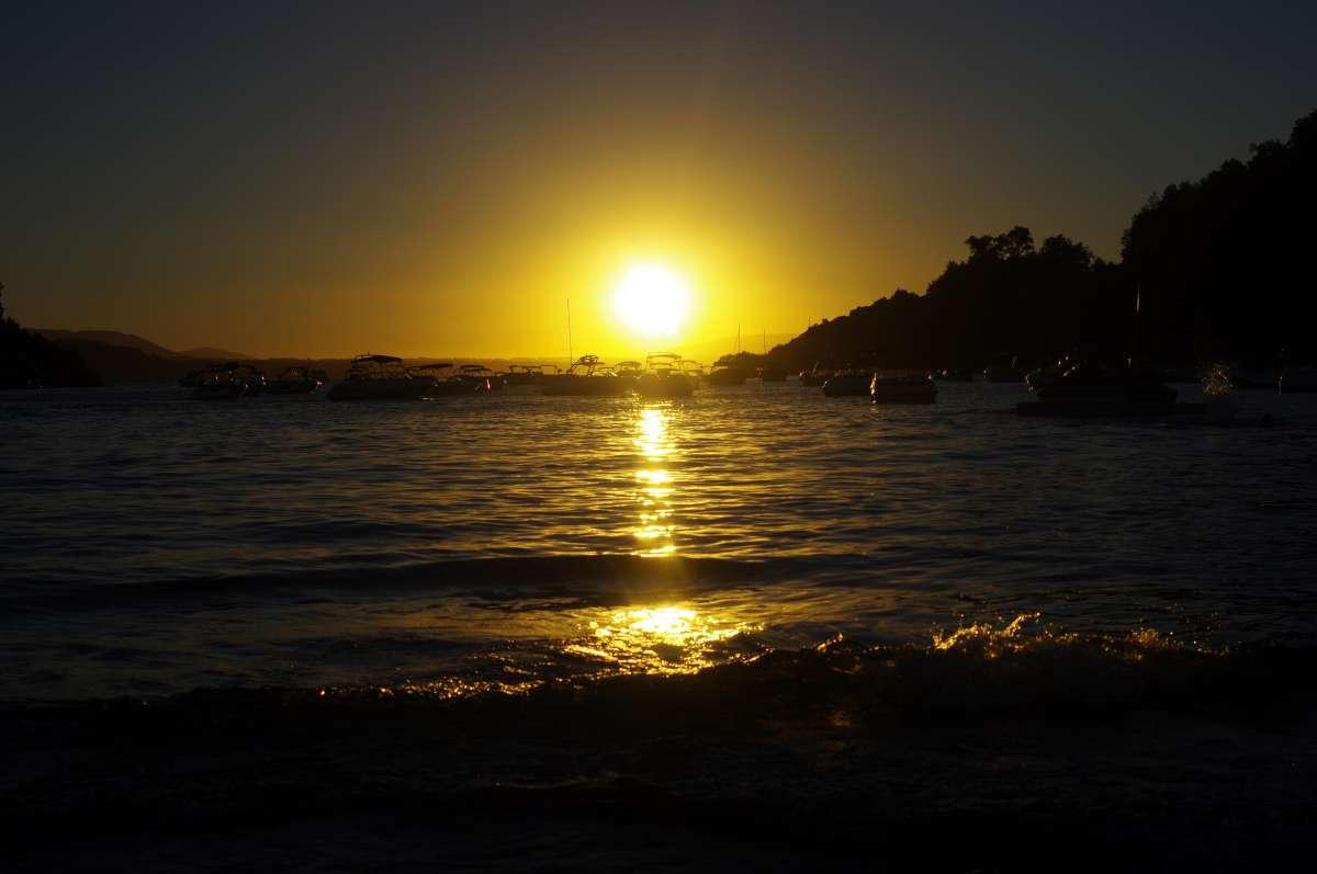 Pucón - sunset © Mllepix