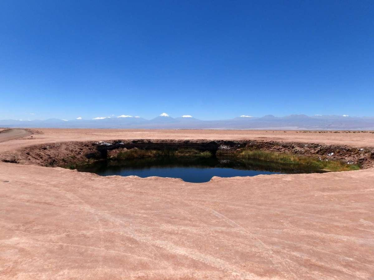 San Pedro de Atacama - Ojos del salar © Mllepix