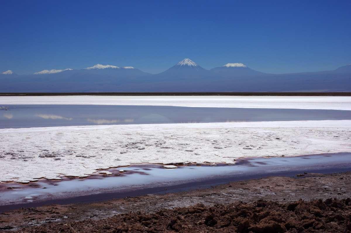 San Pedro de Atacama - Laguna Tebinquiche © Mllepix