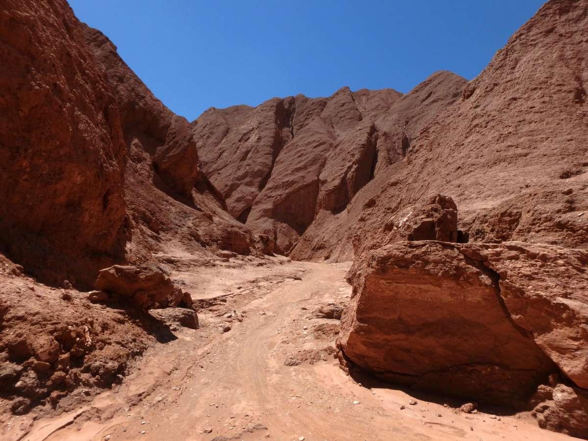 San Pedro de Atacama - Quebrada del Diablo © Mllepix