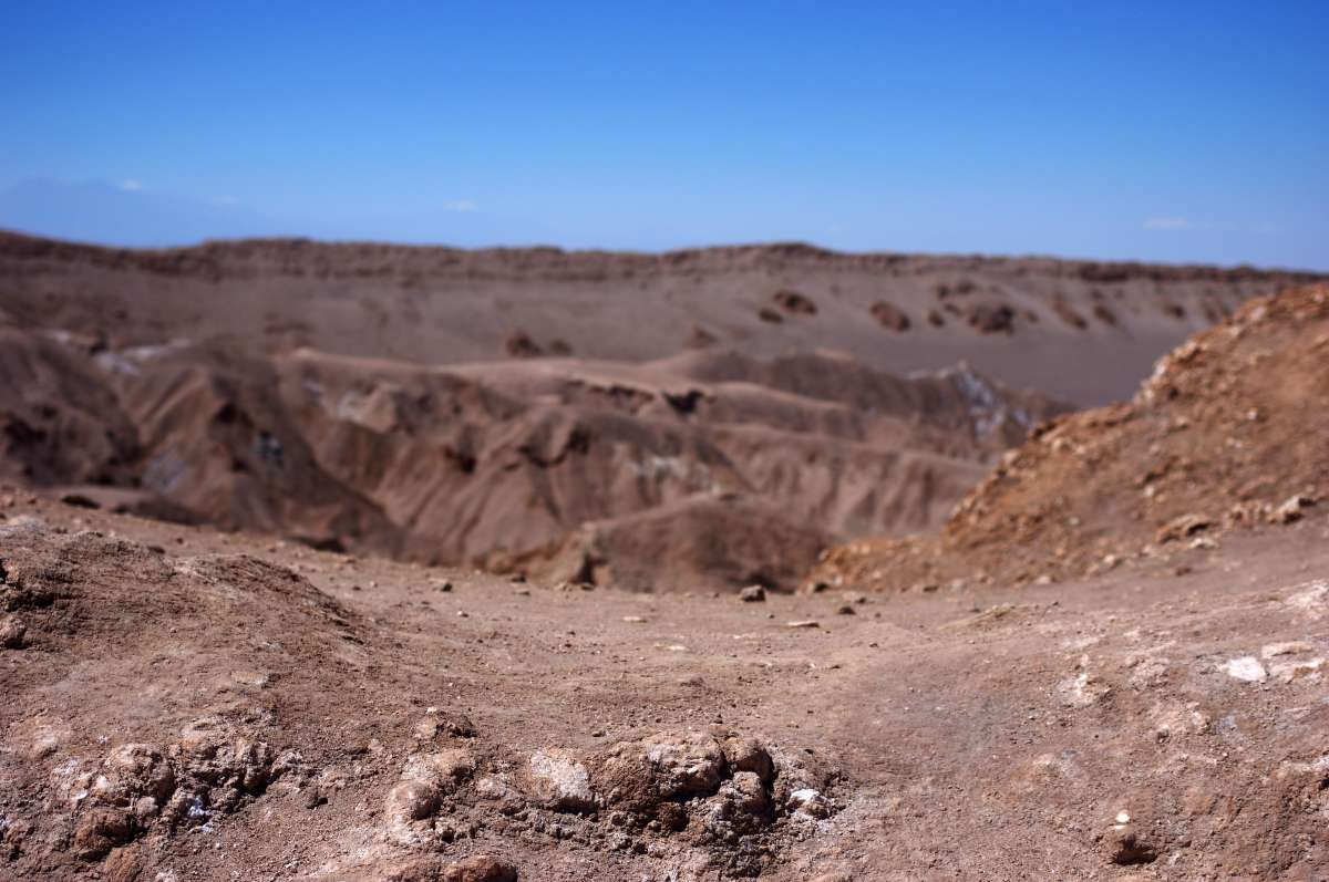 San Pedro de Atacama - Valle de la Luna © Mllepix