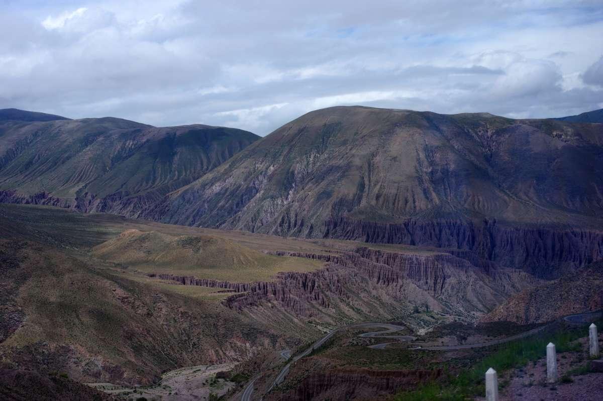Quebrada de Humahuaca © Mllepix